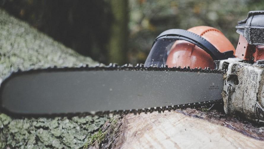 Podnośniki koszowe w Kwidzynie - wycinka drzew